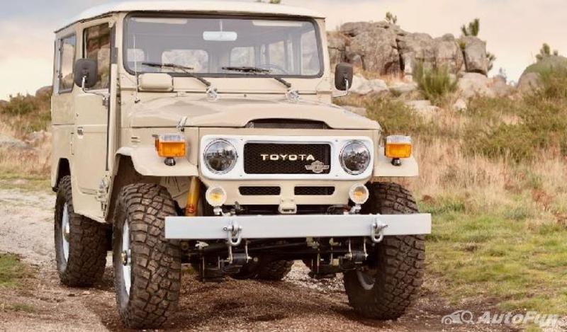 Review Toyota Land Cruiser 2020: DNA Off-Road Toyota Dibuat Mewah 02