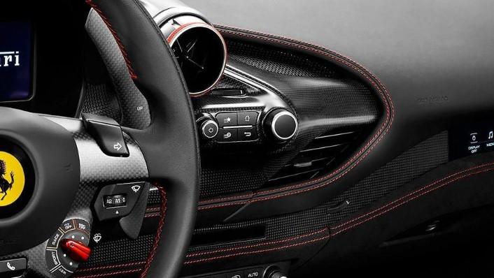 Ferrari F8 Tributo 2019 Interior 004