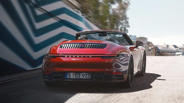 Porsche 911 2019 Exterior 056