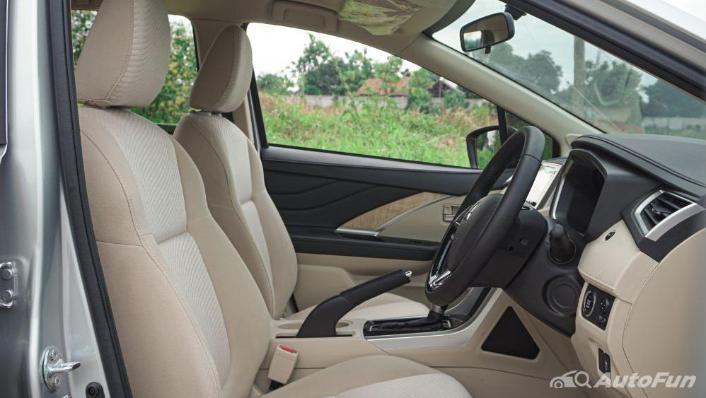 Mitsubishi Xpander Ultimate A/T Interior 003