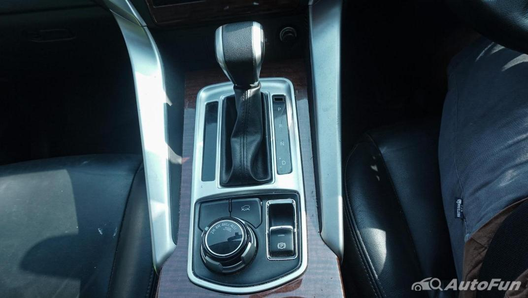 Mitsubishi Pajero Sport Dakar 4x4 AT Interior 036