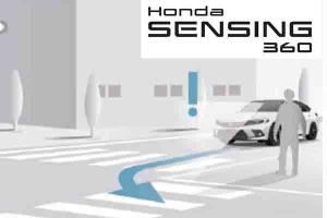 Lebih Canggih, Fitur Keselamatan New Honda SENSING 360 Bakal Meluncur Tahun Depan!