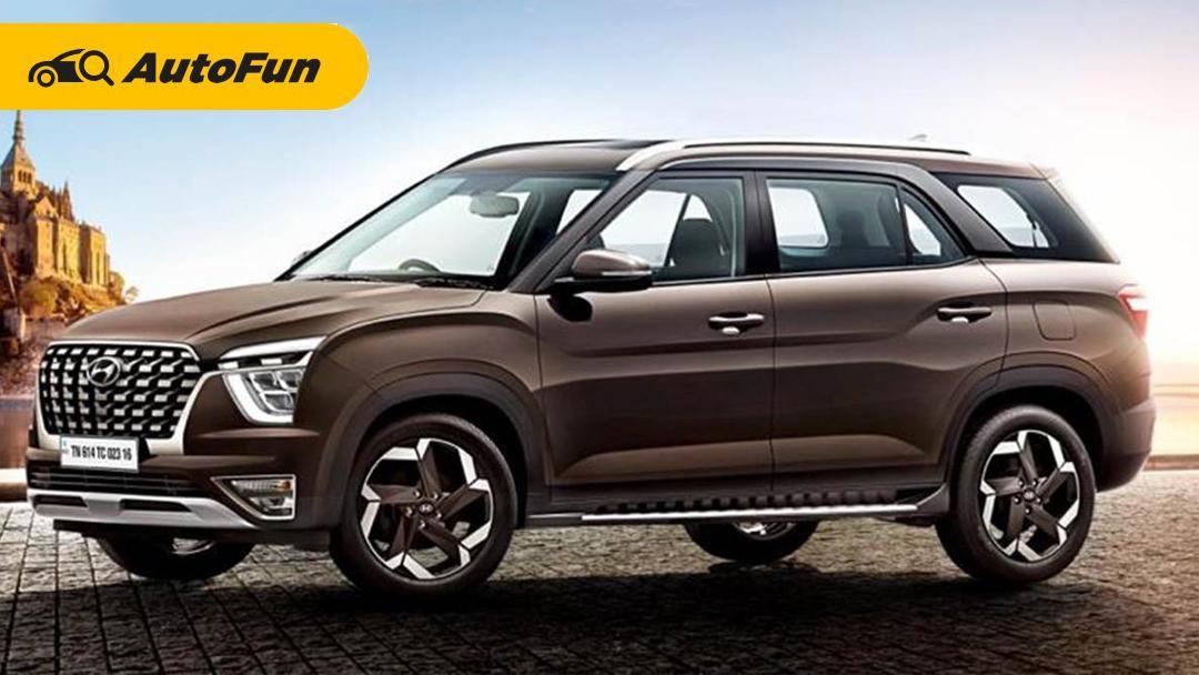 Meluncur Secara Global, Hyundai Alcazar Dibanderol Mulai Dari Rp200 Jutaan 01