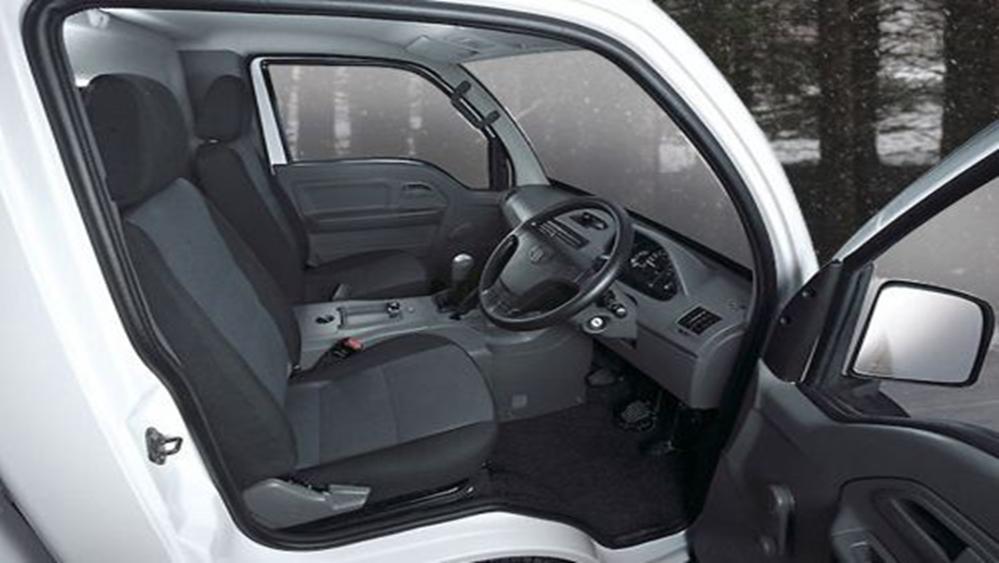 Tata Super Ace 2019 Interior 002