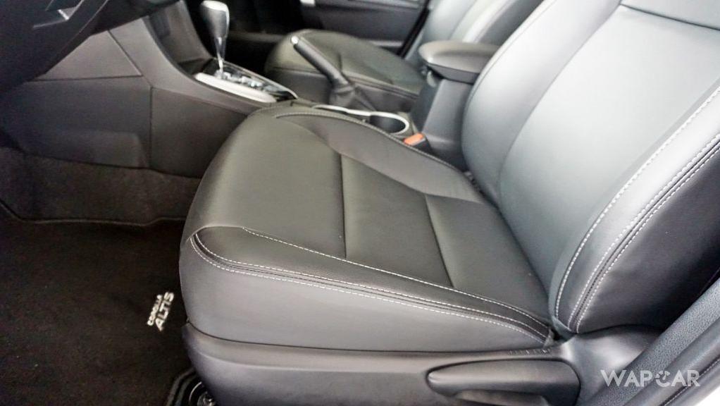 Toyota Corolla Altis 2019 Interior 184