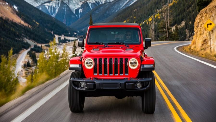 Jeep Wrangler 2019 Exterior 003