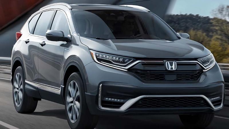 Naik Hingga Rp30 Jutaan, Apa Bedanya Honda CR-V 2021 Vs Honda CR-V Lama? 02
