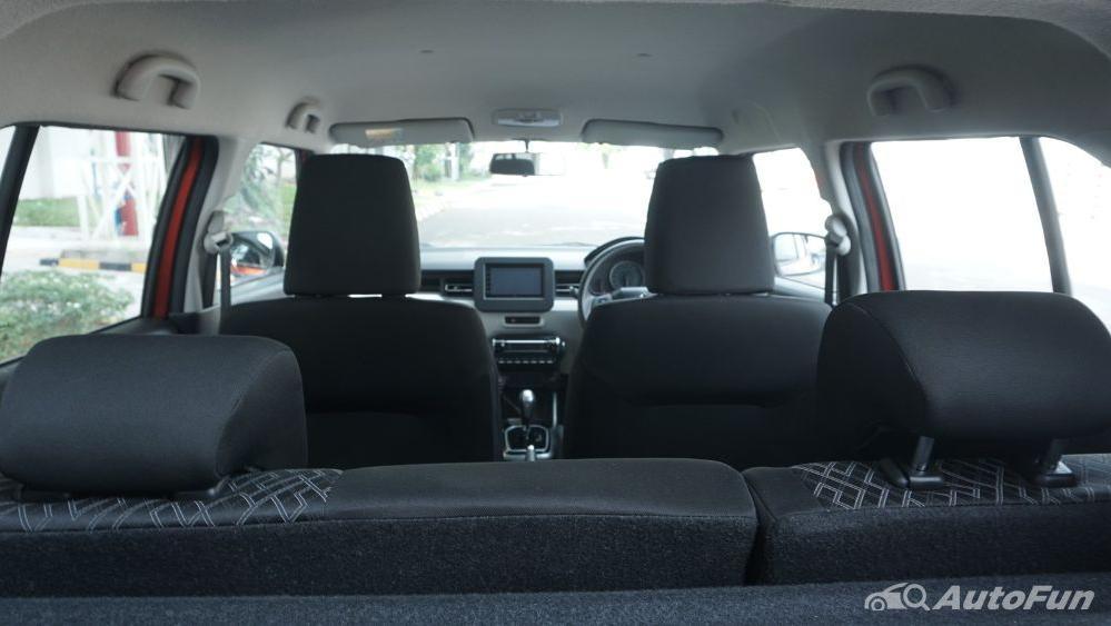 Suzuki Ignis GX AGS Interior 041