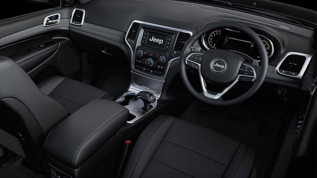 Jeep Grand Cherokee 2019 Interior 004