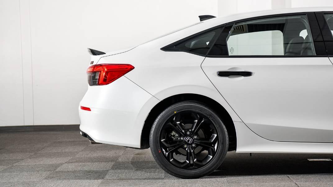 2022 Honda Civic Upcoming Version Exterior 056