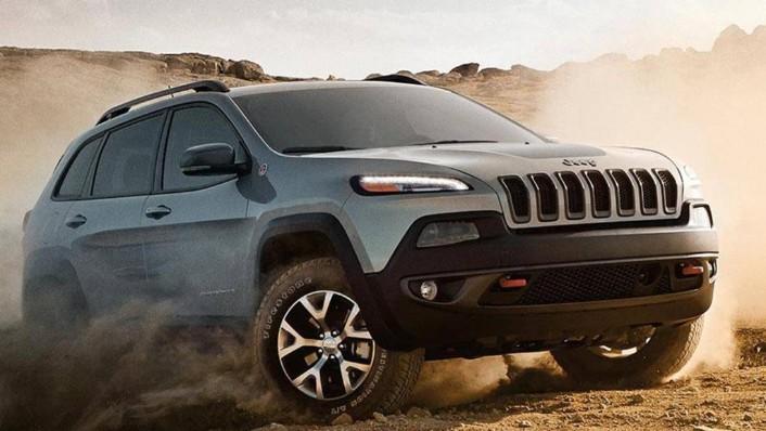 Jeep Cherokee 2019 Exterior 005