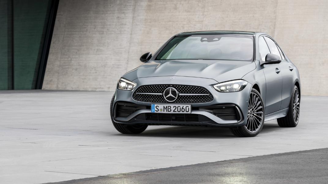2021 Mercedes-Benz C-Class W206 Upcoming Version Exterior 025