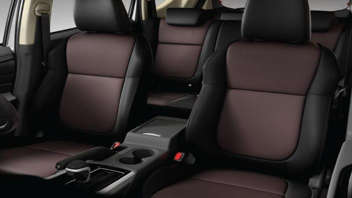 Mitsubishi Xpander Cross 2019 Interior 002