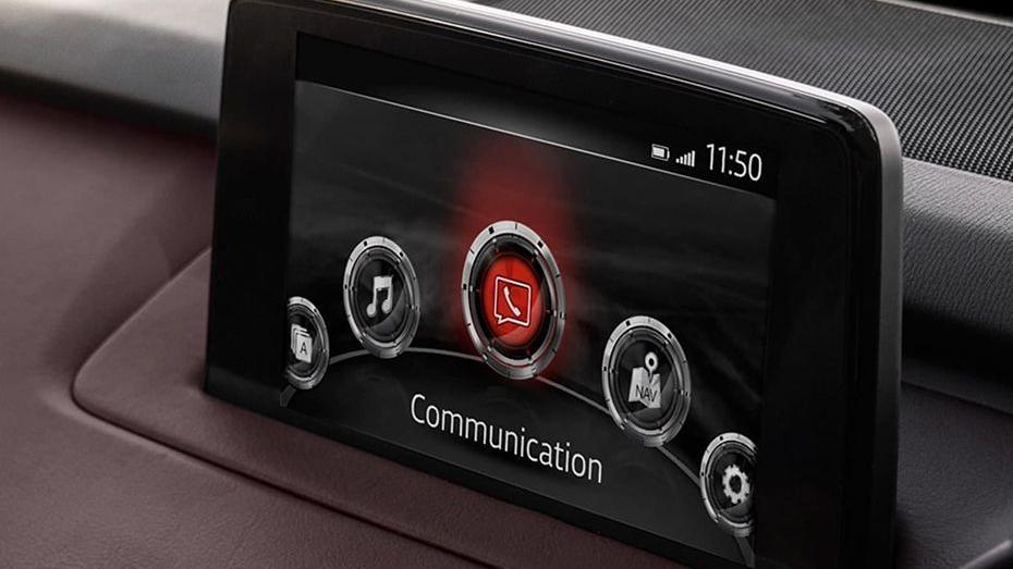 Mazda CX 9 2019 Interior 017