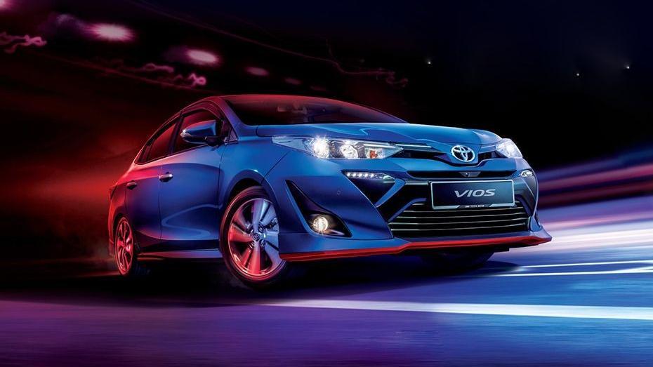 Toyota Vios 2019 Exterior 059
