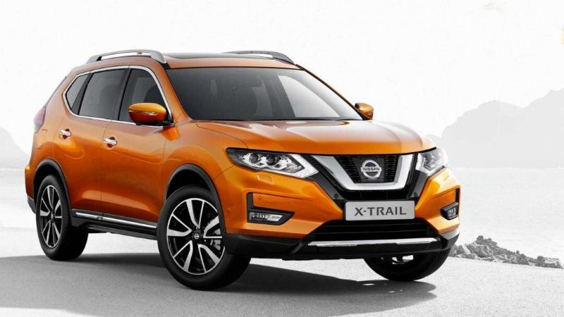 Mengejutkan! Hasil Uji Tabrak Nissan X-Trail 2021 di AS Hanya Raih 2 Bintang 02
