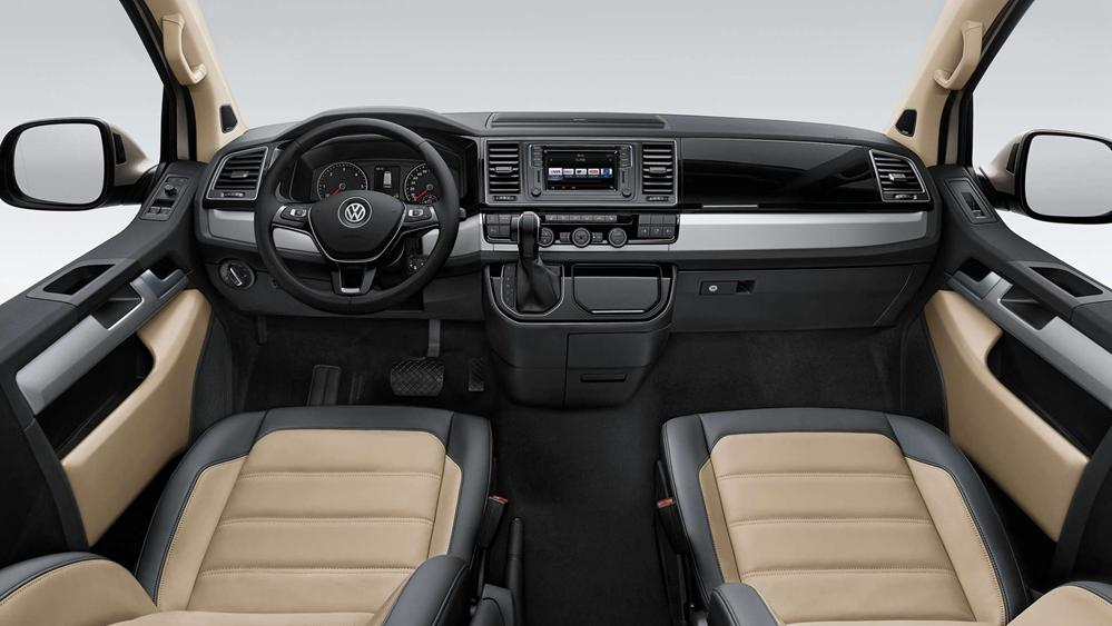 Volkswagen Caravelle 2019 Interior 001
