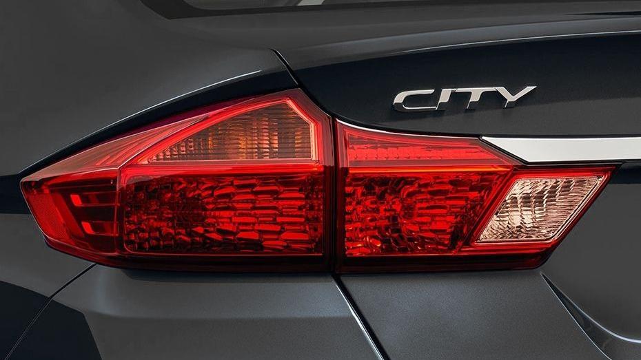 Honda City 2019 Exterior 160