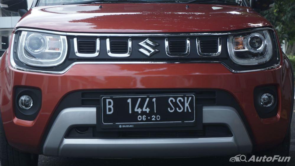 Suzuki Ignis GX AGS Exterior 019