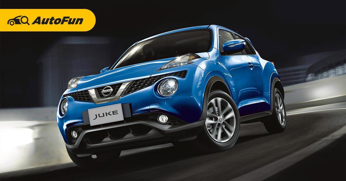 Kupas Tuntas Biaya Perawatan Nissan Juke Hingga 100 Ribu Km 01