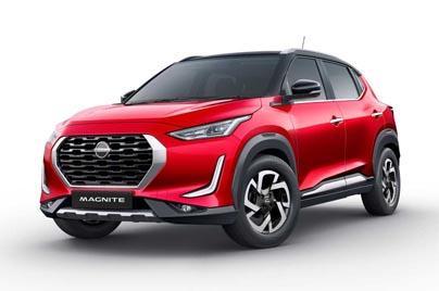 2021 Nissan Magnite Premium MT