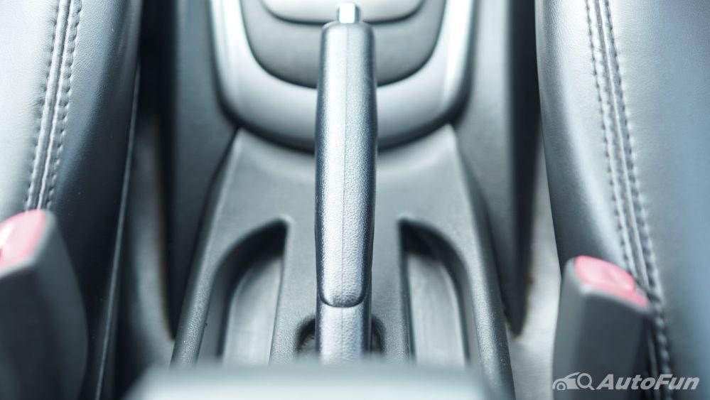 Toyota Avanza Veloz 1.3 MT Interior 025