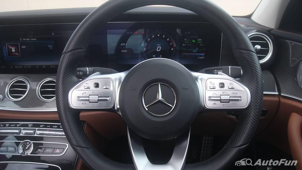 Mercedes-Benz E-Class 2019 Interior 072