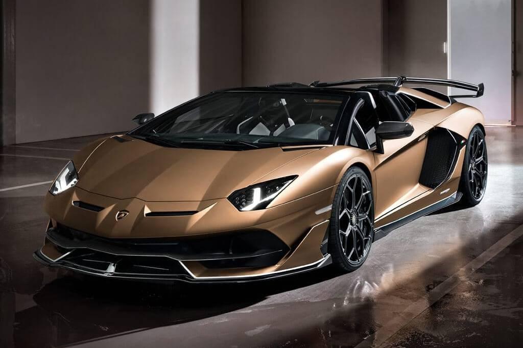 Overview Mobil: Mengetahui daftar harga terbaru dari Lamborghini Aventador LP 750-4 SUPERVELOCE ROADSTER 01