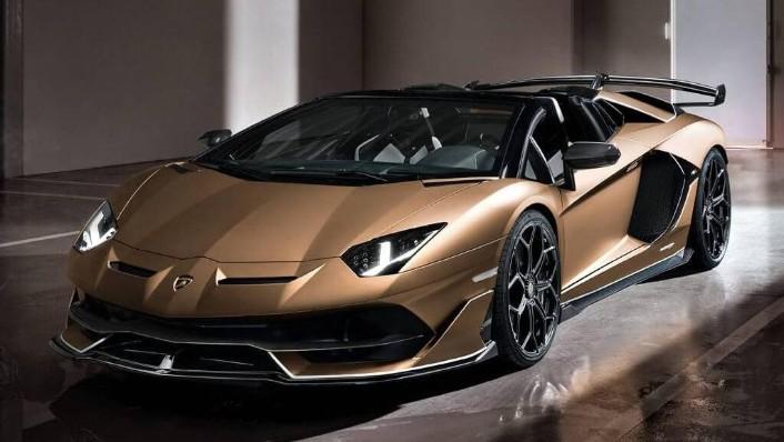 Lamborghini Aventador 2019 Exterior 001
