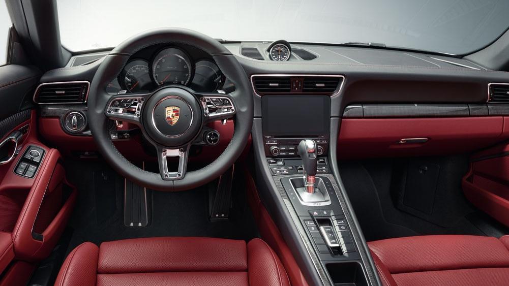 Porsche 911 2019 Interior 019