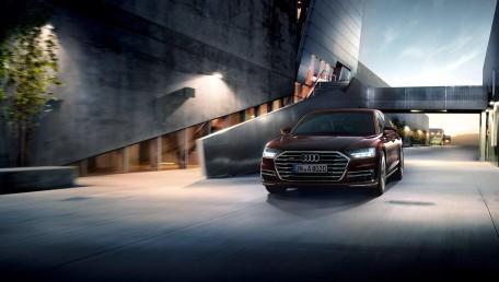 Audi A8 L 3.0 TFSI Quattro Daftar Harga, Gambar, Spesifikasi, Promo, FAQ, Review & Berita di Indonesia   Autofun