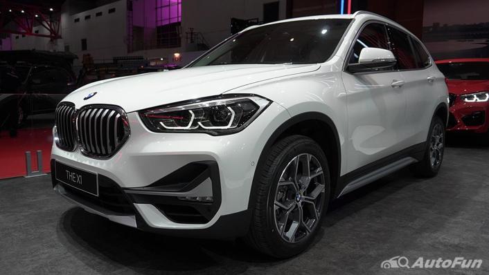 2021 BMW X1 Exterior 001