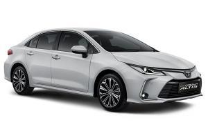 Mengintip Keunggulan Toyota New Corolla Altis HEV