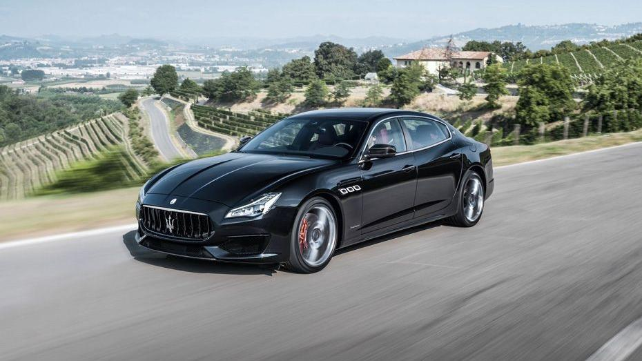 Maserati Quattroporte 2019 Exterior 022