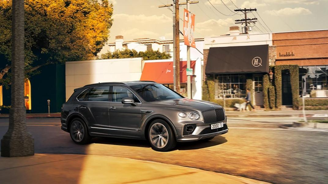 Bentley Bentayga 2019 Exterior 015