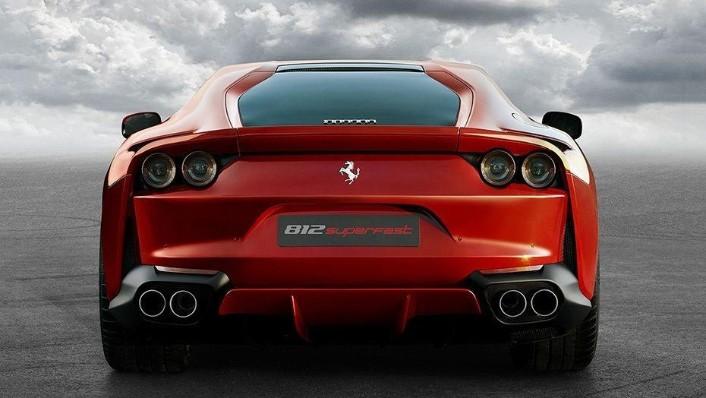 Ferrari 812 Superfast 2019 Exterior 005