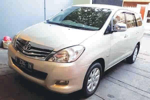 Konsumsi BBM Toyota Kijang Innova Bensin 2004 Kok Lebih Boros Dari Versi 2008, Apa Sebabnya?