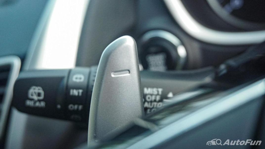 Mitsubishi Eclipse Cross 1.5L Interior 012