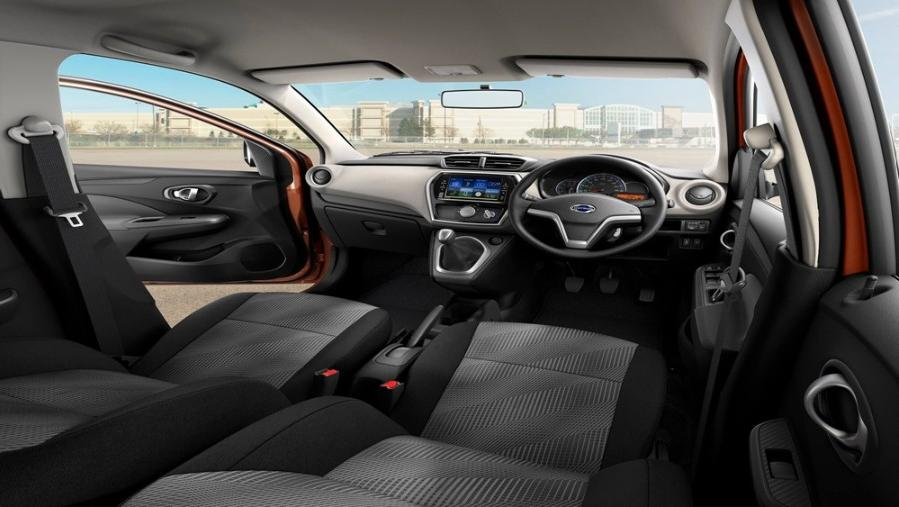 Datsun GO Plus 2019 Interior 001