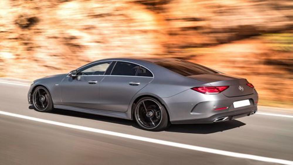 Mercedes-Benz CLS-Class 2019 Exterior 005