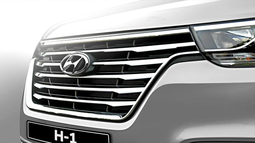 Hyundai H1 2019 Exterior 007