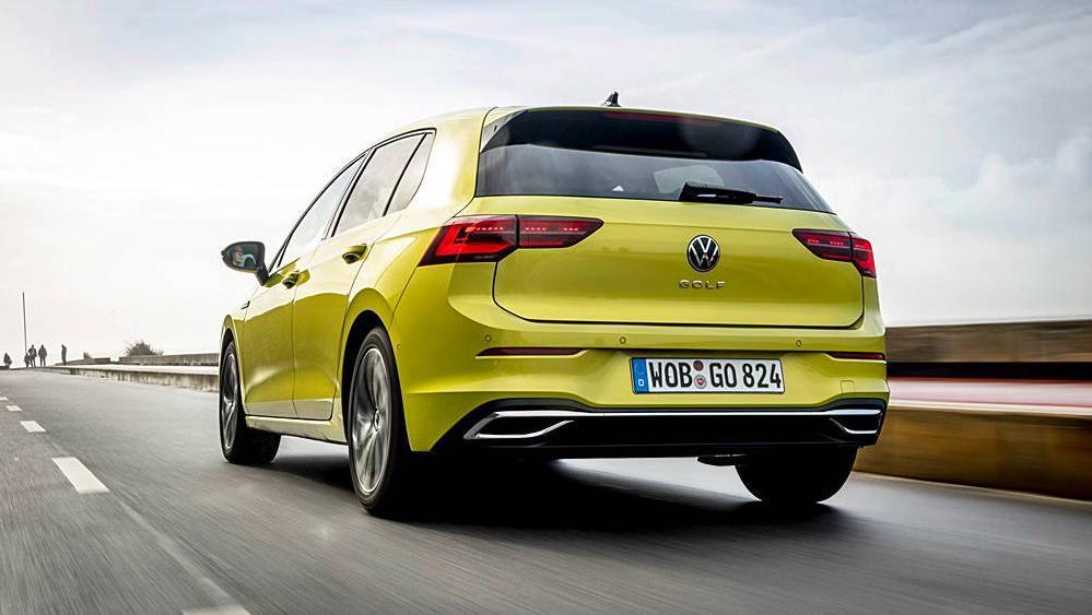 Volkswagen Golf 2019 Exterior 084