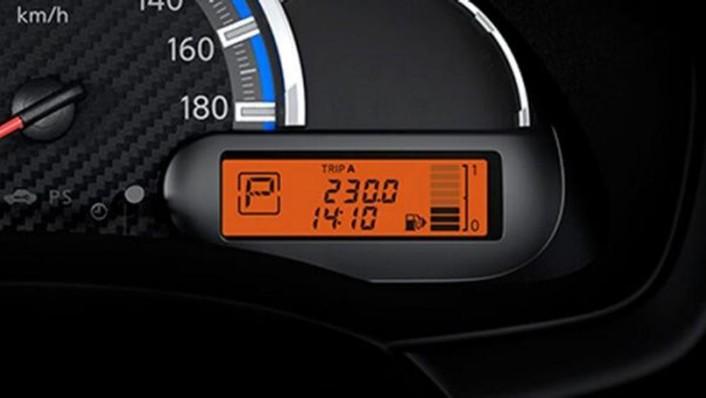 Datsun GO 2019 Interior 003