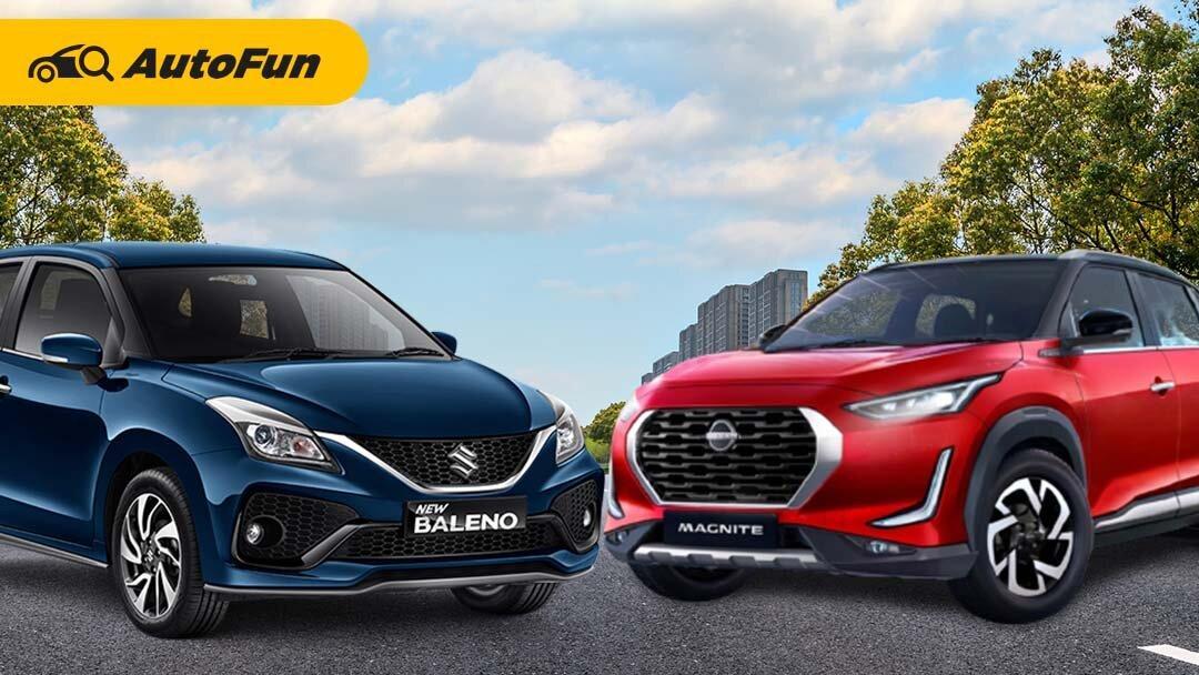 Anggaran Rp250 Jutaan, Suzuki Baleno AT Kenapa Lebih Layak Dipilih Dibandingkan Nissan Magnite Premium CVT? 01