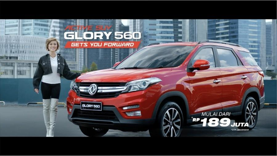 DFSK Glory 560 2019 Exterior 001