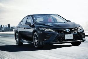 Toyota Camry Ulang Tahun ke-40, Tandai dengan Hadirnya Edisi Spesial Black Edition