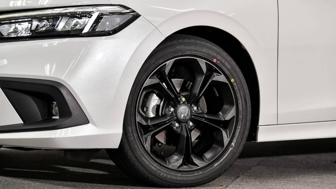 2022 Honda Civic Upcoming Version Exterior 053