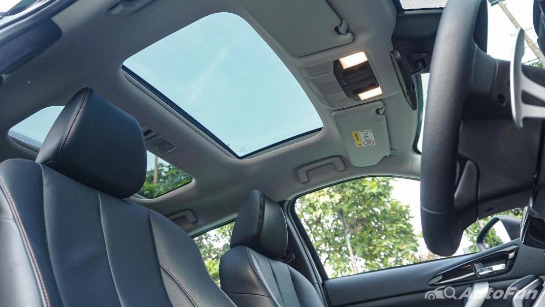 Mitsubishi Eclipse Cross 1.5L Interior 066