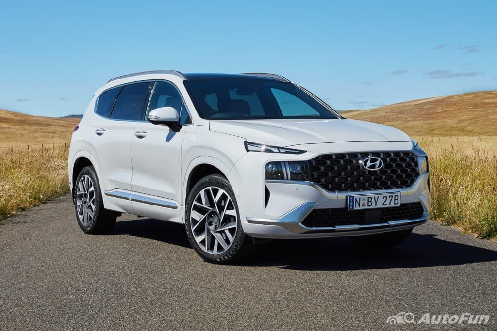 Hyundai Santa Fe 2021 Akan Segera Masuk Indonesia? Ini Buktinya 01