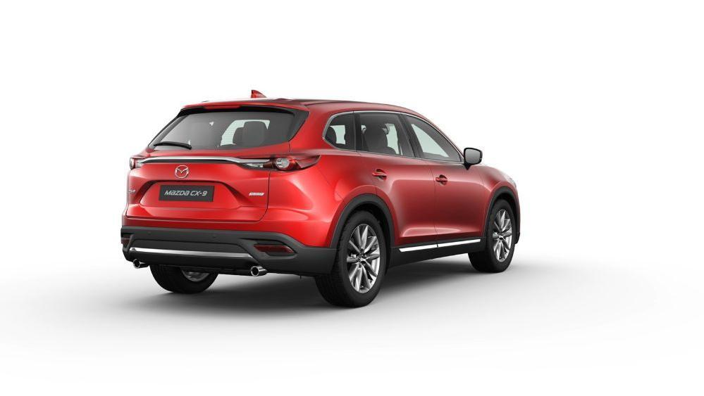 Mazda CX 9 2019 Exterior 005